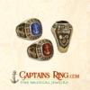 Engineers Ring - Gold 10k or 14k - captainsring.com