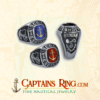 Engineers Ring - Sterling Silver - captainsring.com