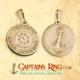 Mariners Medallion - Gold - Licensed