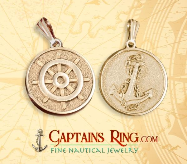 Mariners Medallion - Gold - Unlicensed